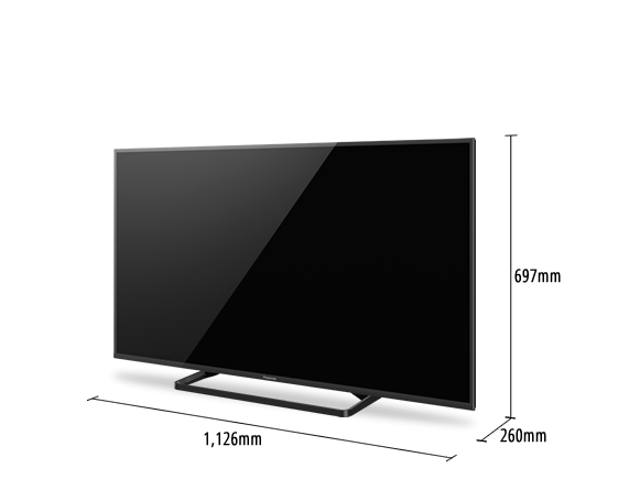 Size:50:TX-50AS500Y