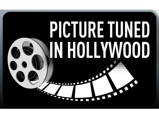 Billede finindstillet i Hollywood