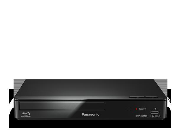 25c477de814 Tehnilised andmed - DMP-BDT165EG-K Blu-ray mängija - Panasonic Eesti
