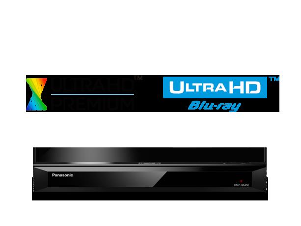 798a94a6d16 Tehnilised andmed - DMP-UB400 Blu-ray mängija - Panasonic Eesti