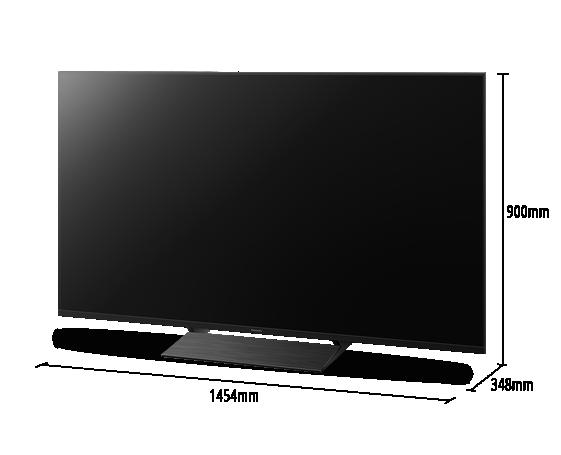 LED LCD TV TX-65GX800E