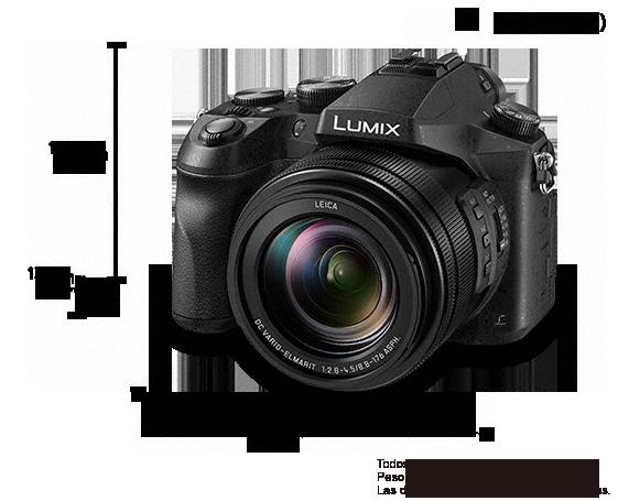 Cámara digital LUMIX DMC-FZ2000