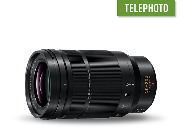 Photo du Objectif LEICA 50-200mm - H-ES50200