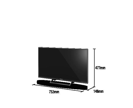 5194c8d81c9461 TX-32ES600 TV LED   Smart TV Pour Une Qualité Full HD   Panasonic FR