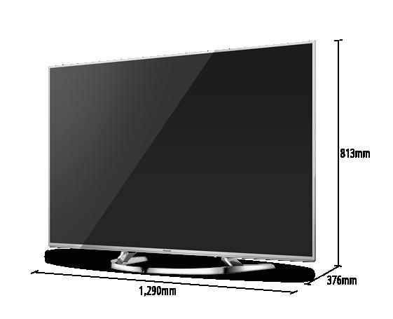 Téléviseur LED VIERA TX-58DX750