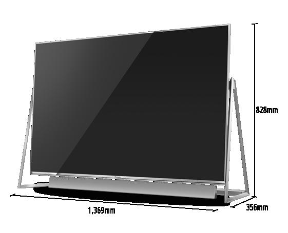 Téléviseur LED VIERA TX-58DX800
