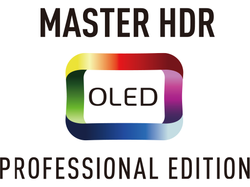 Édition professionnelle Master HDR OLED