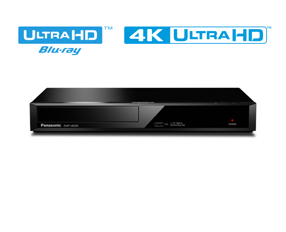 Ultra HD Blu-ray Player DMP-UB300