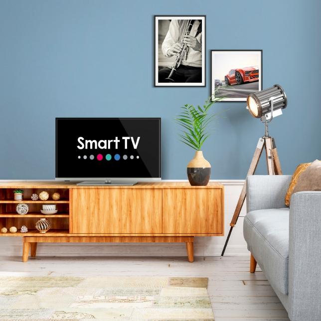 Έξυπνη τηλεόραση και βασικές εφαρμογές