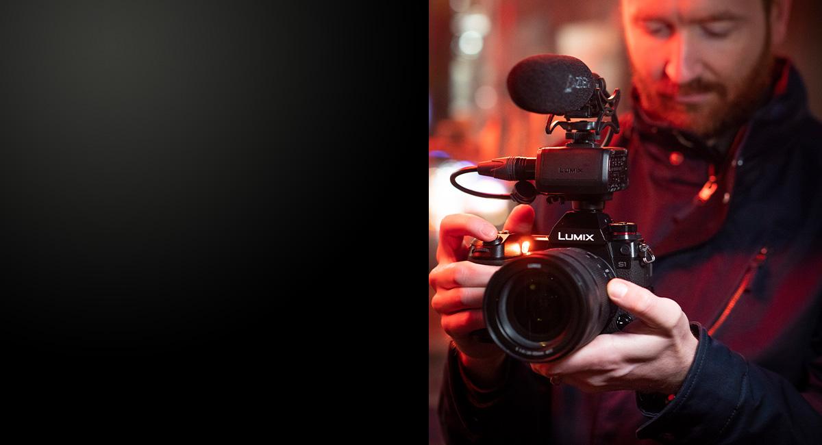 4K 60p/50p szakadozásmentes videofelvétel