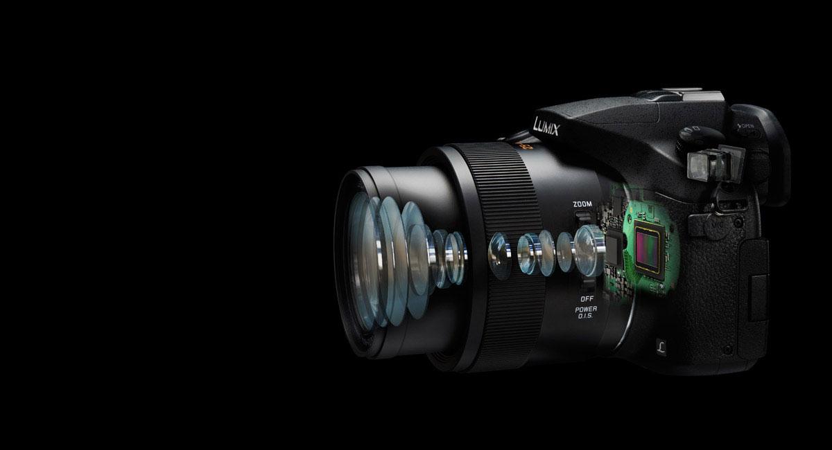 F2,8–4,0 25–400mm LEICA DC objektív