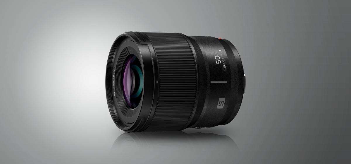 Panasonic Lumix S 50mm f/1.8 objektív
