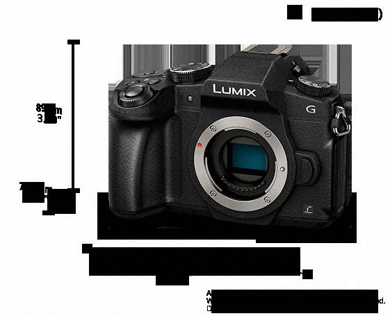 LUMIX Digital Single Lens Mirrorless Camera DMC-G85