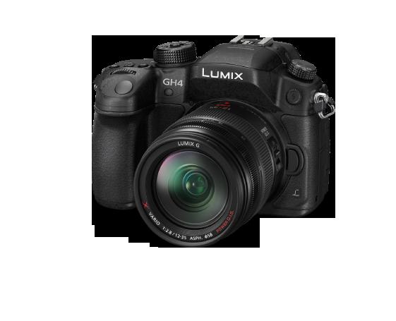 LUMIX Digital Single Lens Mirrorless Camera DMC-GH4AGC
