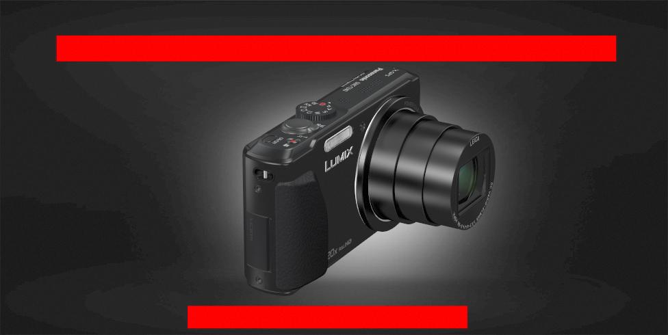 DMC-TZ40 (Black)