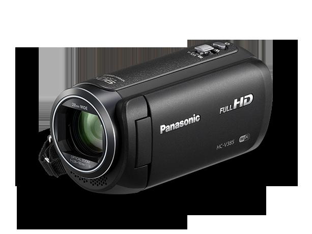 Panasonic HC-V385GW-K Consumer Camcorder