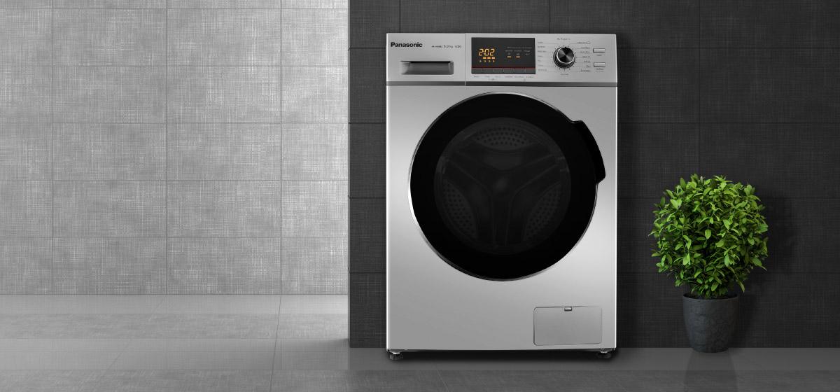 Panasonic Fully Automatic Front Load Washing Machine NA-148MB2L01