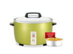 Photo of Warmer With Additional Cooking Pan SR-942D (2P)