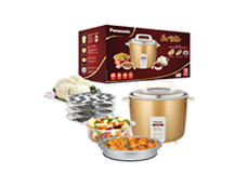 Photo of Ultimate Cooker Gift pack SR-W18GH (CMB)