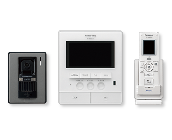 Wireless Video Intercom VL-SW251SX
