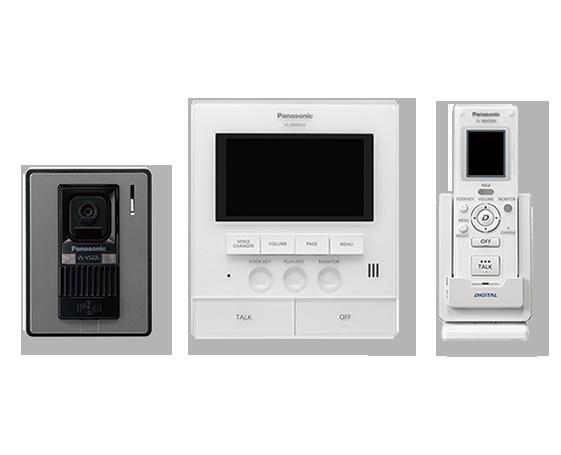 VL-SW251SX Video Intercom - Panasonic India on