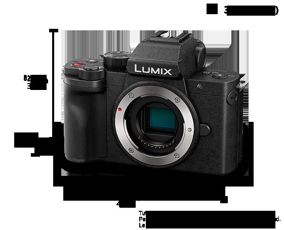 Fotocamera LUMIX G DC-G100