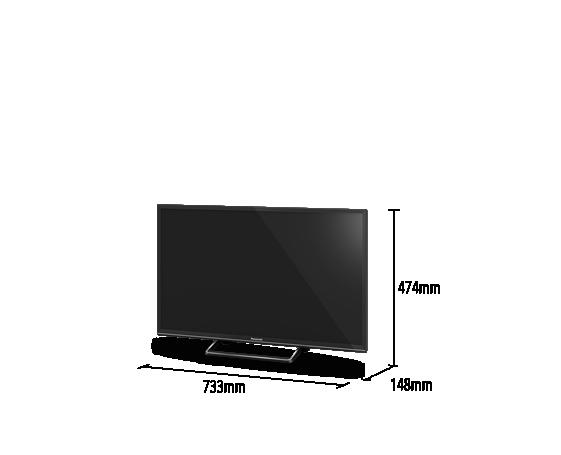TV LED TX-32FS503