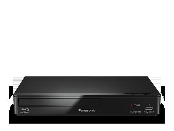 PANASONIC DMP-BD833EG BLU-RAY PLAYER WINDOWS XP DRIVER