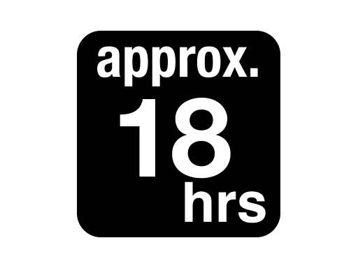 Apytiksliai 18 val. trunkantis belaidis atkūrimas