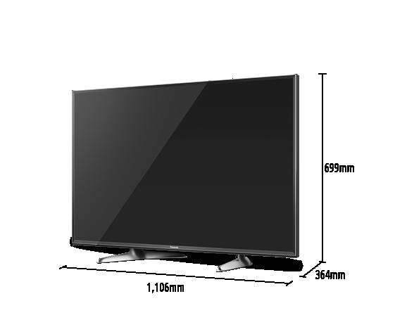 LED televizorius VIERA TX-49DX600E