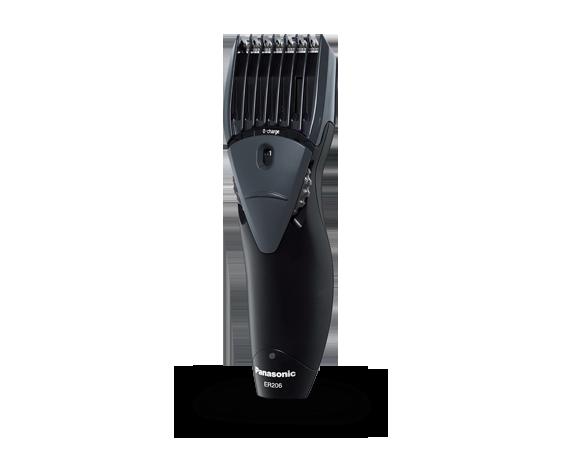 أداة تهذيب الشعر/اللحية القابلة للشحن ER206