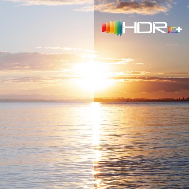تباين وألوان نابضة بالحياة – HDR10+