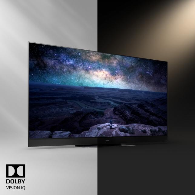 جميع حالات الإضاءة – ميزة Dolby Vision IQ