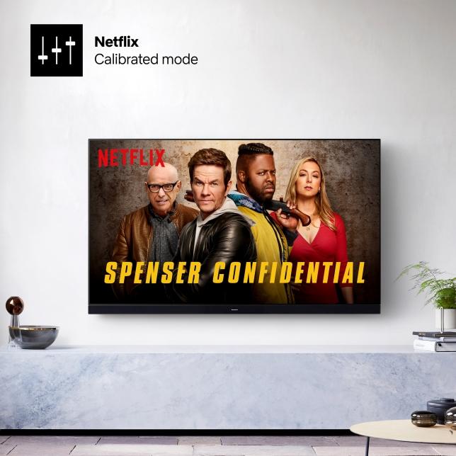 وفقًا لمعايير المخرجين – وضع معايرة Netflix