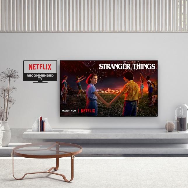 استمتع بالأفضل دائمًا – تلفزيون توصي به Netflix