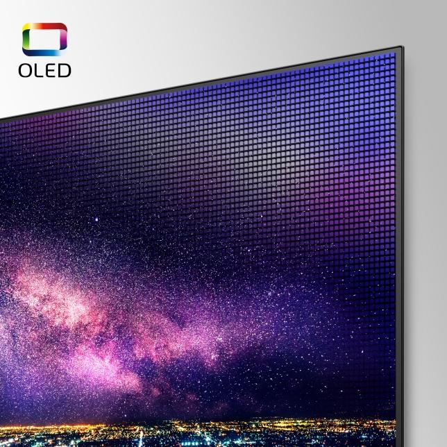 تليفزيون OLED