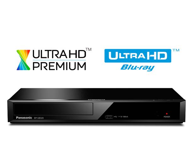 DMP-UB320 Blu-Ray Disc Players - Panasonic Middle East