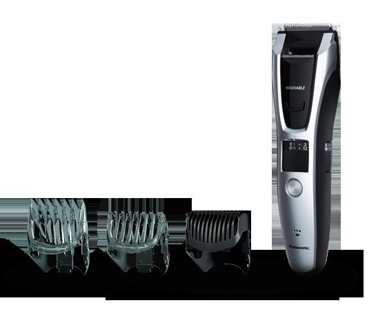 AC/Rechargeable Beard/Hair Trimmer ER-GB75