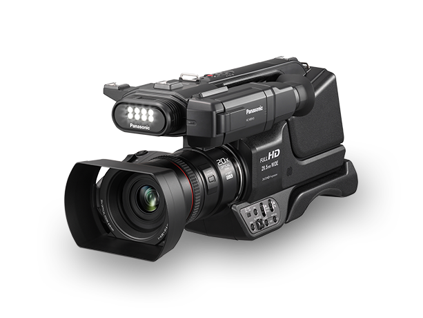 HC-MDH3 Camcorders - Panasonic Middle East