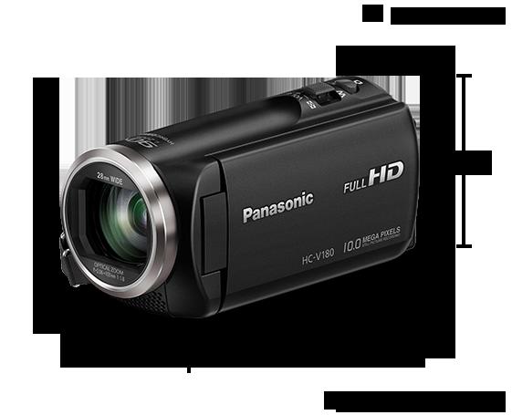 HD Camcorder HC-V180
