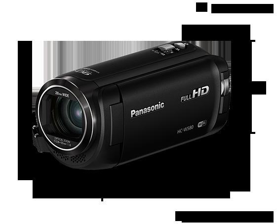 HD Camcorder HC-W580