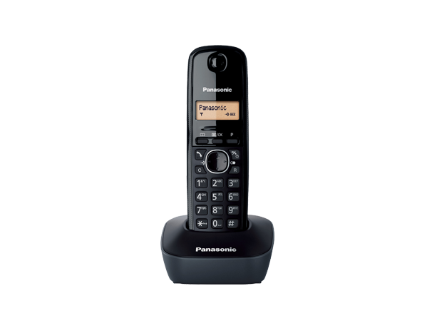 Photo of DECT CORDLESS KX-TG1611