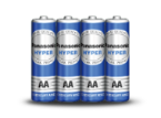 Photo of Hyper Manganese AA-Size Battery R6UT/4S