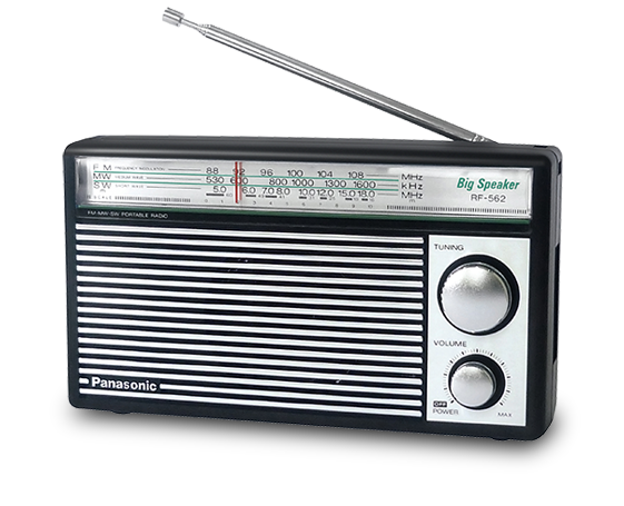 Rf 562dd Other Radio Products Panasonic Middle East