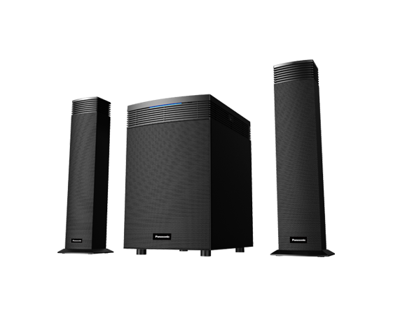 SC-HT31 2.1 Channel Speaker System