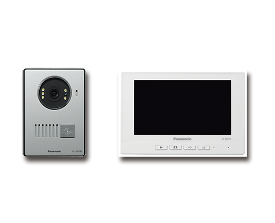 Wired Video Intercom VL-SF70