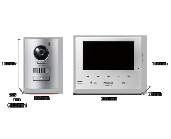 Video Intercom VL-SV74