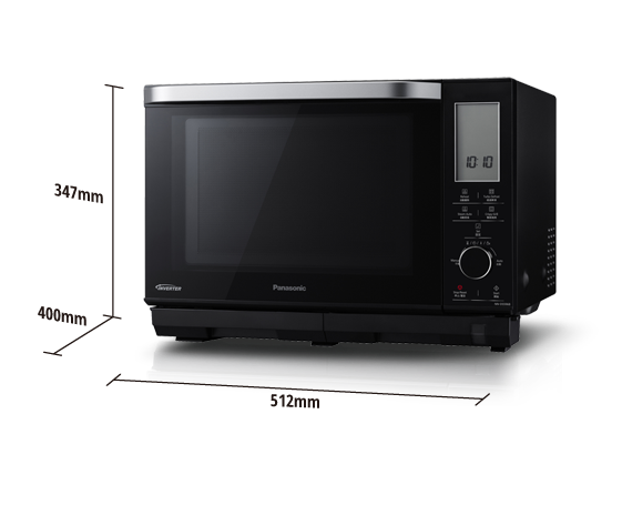 Microwave Oven NN-DS596BYPQ