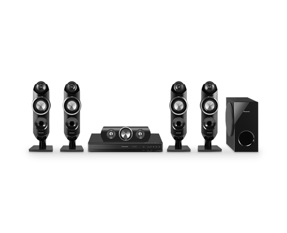 DVD Home Theater System SC-XH315