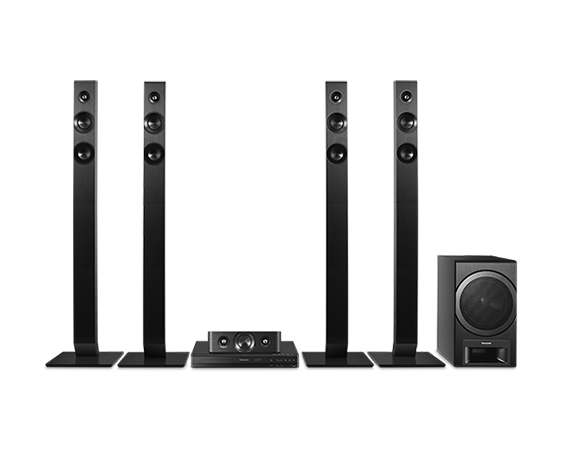 DVD Home Theater SC-XH385